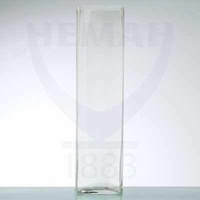 Ваза стеклянная прямоугольная 6360-30 - закрыть.