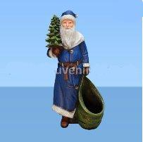 7.13 Дед Мороз с елкой