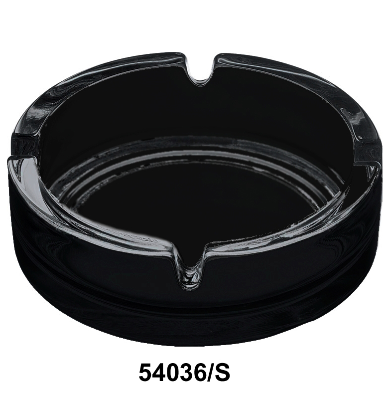 Пепельница Ashtray colora 54036-S (black)